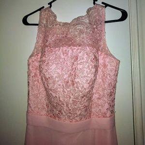Pink Full-Length Formal